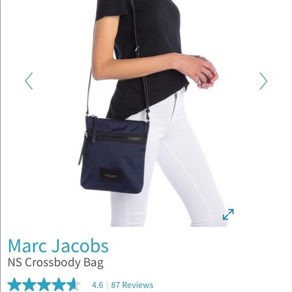 Marc Jacobs Handbags - Marc Jacobs nylon crossbody bag